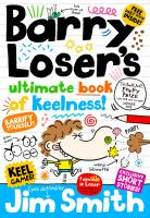 Barry Loser's ultimate book of keelness!