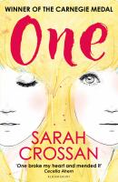 One / Sarah Crossan