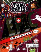 Epic adventure (kind of) / Liz Pichon