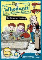 The diamond mystery / Martin Widmark ; illustrated by Helena Willis