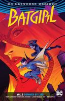 Batgirl: Vol. 3, Summer of lies / Hope Larson, writer ; Chris Wildgoose ..., arists