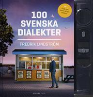Bokomslag: 100 svenska dialekter