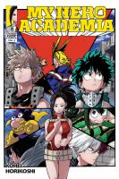 My hero academia: Vol. 8.