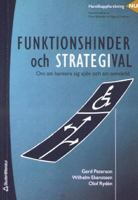 Funktionshinder och strategival